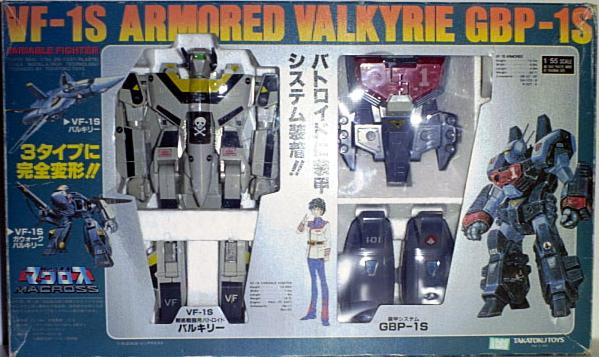 "MACROSS ""Valkyries"" (Bandai, Hasbro...) 198? Gbp1s_set"