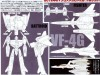 CAD Designs for the Yamato 1/60 VF-4G