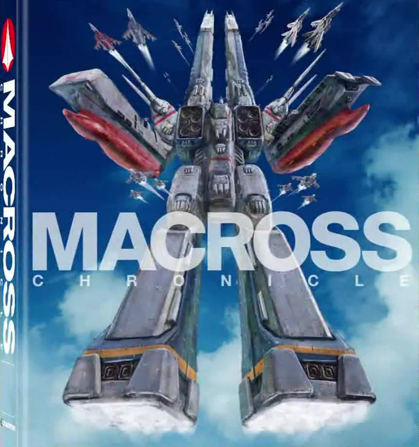 Macross Chrinicle Binder