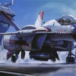 Tenjin VF-0 fighter