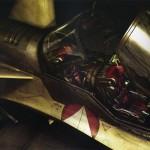 Tenjin YF19 cockpit