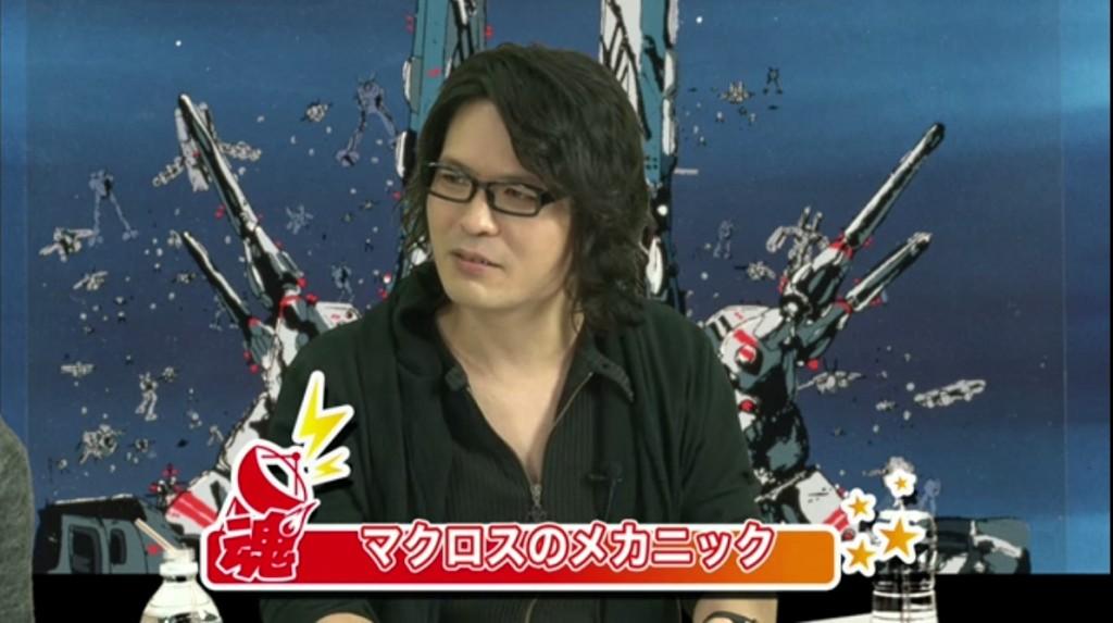 Time to talk Macross Mecha with Hidetaka Tenjin.