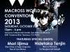 "MACROSSWORLD CONVENTION 2013 ANNOUNCES ""MACROSS IDOL"" COSPLAY AND PERFORMANCE COMPETITION"