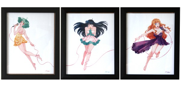 HeejinPark (All 3 Pieces) - $255