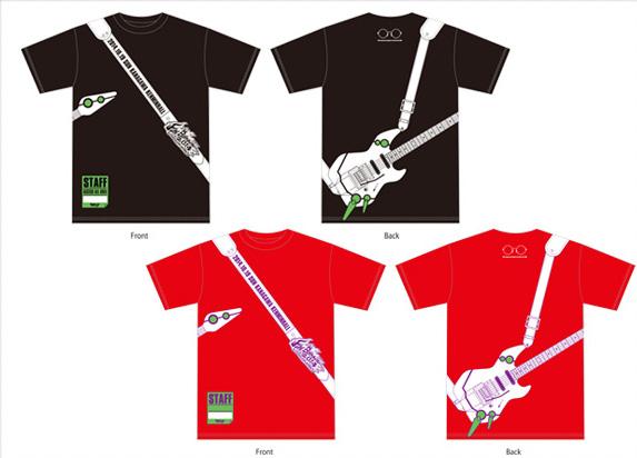 Tshirts: 3500yen