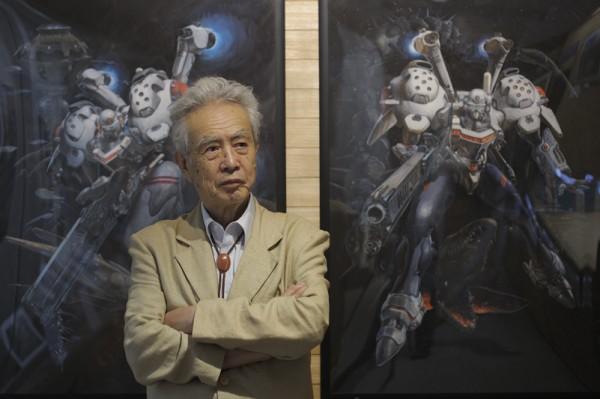 Yoshiyuki Takani & OMEGA BOOST! (image (c)takaokad.exblog.jp)