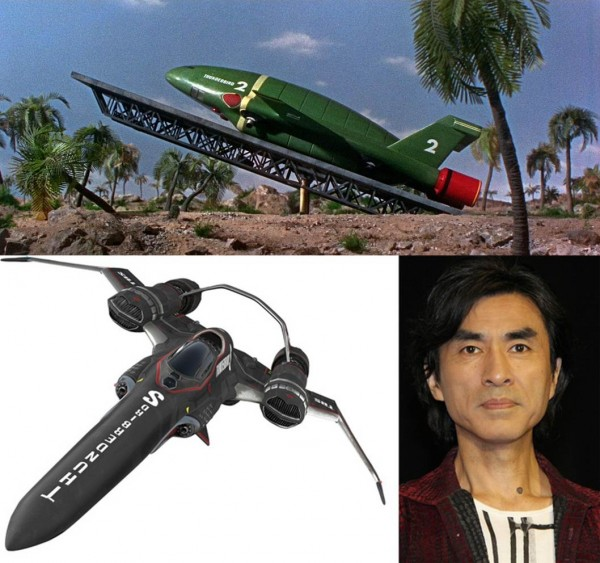 The impact of Thunderbirds on Shoji Kawamori's development as a designer and design philosophy cannot be overstated.