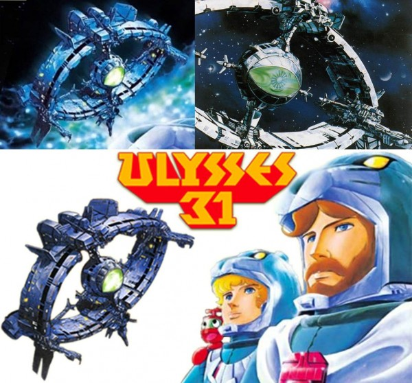 Many concepts he came up with for 'Ulysses 31' ended up being cut but were later repurposed for Macross 7.