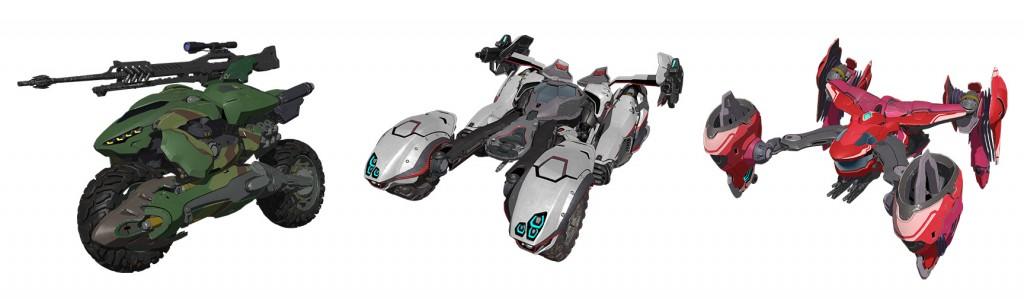 Jushinki_Pandora_all_vehicles-sm