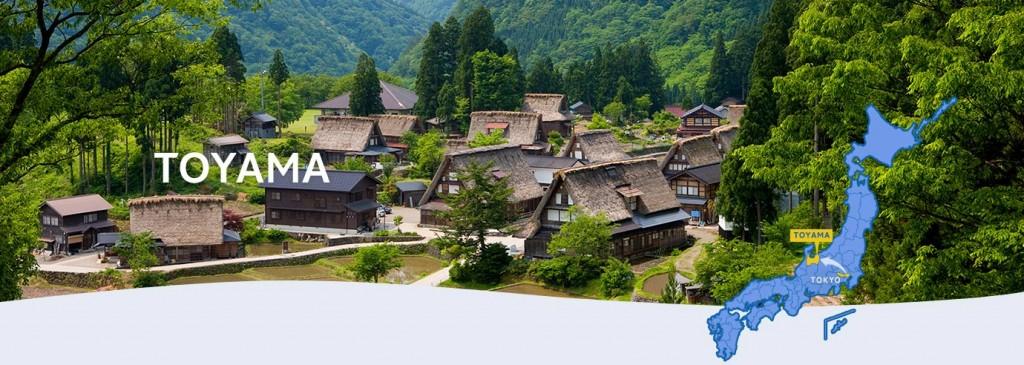 Toyama-Prefecture