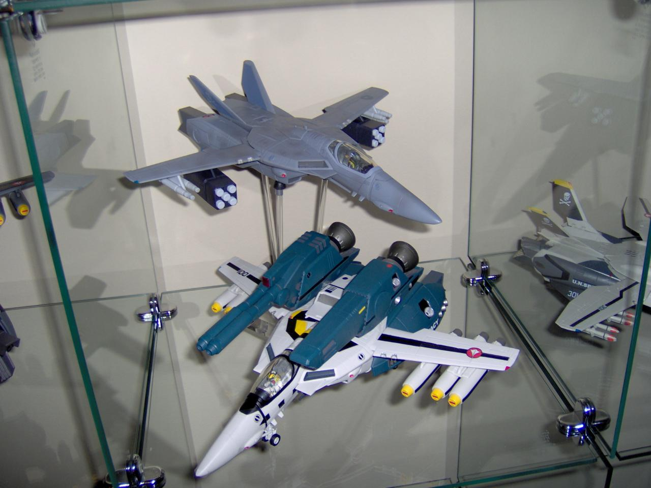 Yamato's First Limited Edition Valkyrie Fighter: VF-1A L
