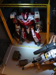 Miriya's RON5864 Diorama set