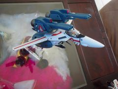 VF-1J Final [ TV FP colour with Dual Strike ]