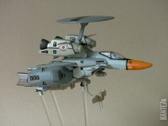 Yamato 1/60 VE-1 in fighter mode
