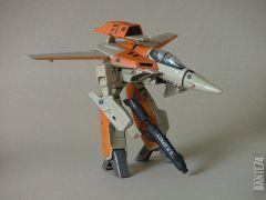 Yamato 1/60 VF-1D in Gerwalk mode