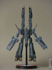 Wave W.H.A.M. 1/5000 SDF-1 movie edition