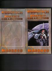 Robotech Perfect Collection Macross Vol. 1&2 cover A