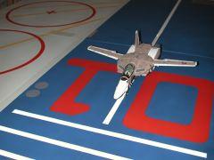 ARMD-01 Flight Deck