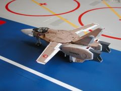 ARMD-01 Flight Deck with 1/48 VF-1A