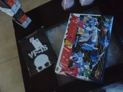 VF-1S Roy T-Shirt + Zeta Legioss / Tread CM!