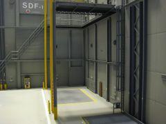 Second Custom SDF-1 Repair Bay Set for One of Our Members