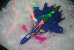 Folding YF-21