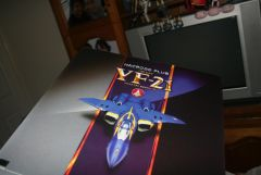 YF-21 haul
