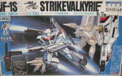 My VF-1S Strike Valk!!