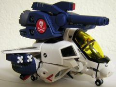 VF-1S Hikaru Strike Valkyrie by Valkyrie Hunter D