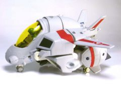 VF-1J Hikaru Super Valkyrie by Solscud007