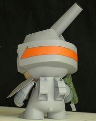 Solscud007's Custom Munny VF-11B by Rohby