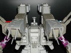 Custom Papercraft DYRL SDF1 by Kishimoto