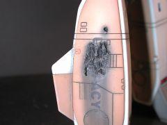 Battle Damaged VF-1A Custom