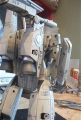 VF-1J 'Enigma' custom by mslz22