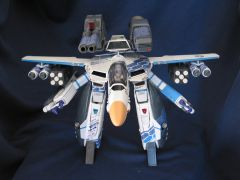 VF-1S 'Minmay Guard' custom by Anasazi37