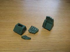 Imai 1/72 Spartan hands