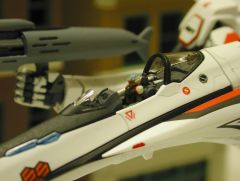 Alto's First VF-25 Flight