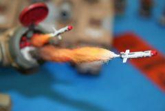 Bandai Destroid Missile Phallanx