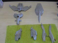 1/72 VF-1S+ EMU Custom
