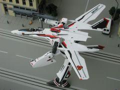 Macross Frontier Diorama
