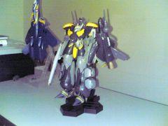 Bandai - DX-Chogokin - VF-25S - Ozuma Armored Ver.