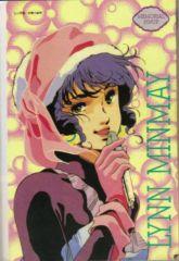 Rare Mac Fash Back 2012 Lynn Minmay Pin-Up poster!