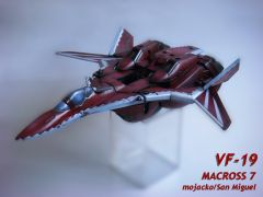VF19 Valkyrie