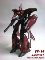 VF19 Battroid