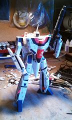 VF-1 Modifications and more...