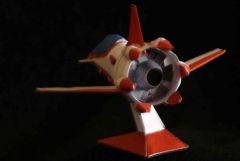 Fanracer papercraft 2