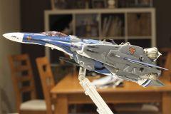 Bandai 1/72 VF-25G - Macross Frontier Michael Blanc type