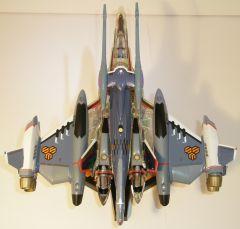 VF-25F Clear with Tornado Armor