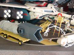 1/48 VF-1 Upgrade Engine & Repair Manipulators