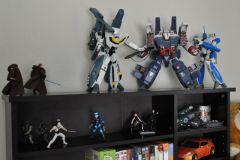DVD Bookshelf Set-Up